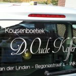 stickers auto | De Oude KOffer