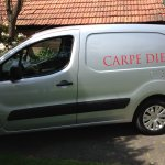 stickers auto | Carpe Diem Berlingo