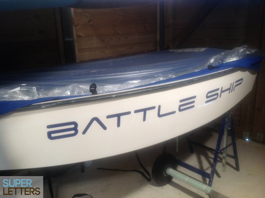 stickers printen | Battle Ship