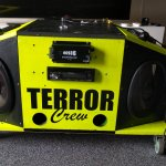naamstickers | Terror Box Radio