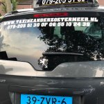 stickers auto | Taxi